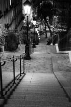 Schody Montmartre