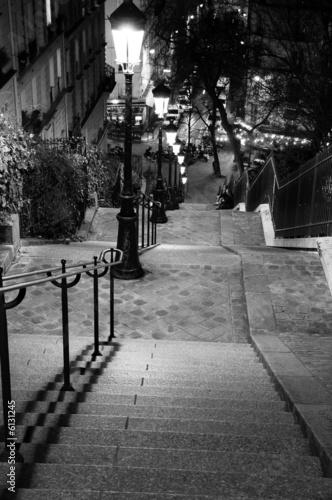 Escalier de Montmartre - 6131245