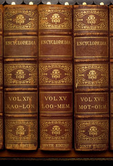 Encyclopedia books