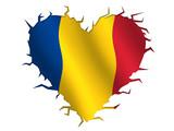 Cuore Romania poster