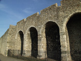 Historic City Walls of Southampton poster
