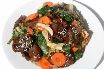 Chinese Food - Beef Stir Fry