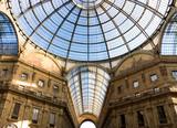 Milan trade center. Popular tourist place. poster