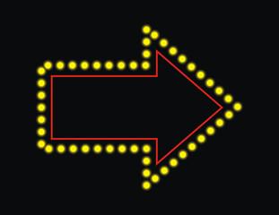 señalamiento de luces