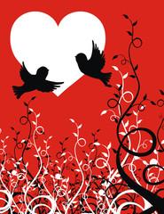 amor de gorriones