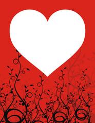 ramas corazon