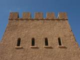 fortification en pisé poster