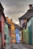 Saxon street-