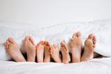 Famille de pieds