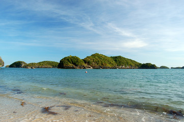One Hundred Islands, Philippines