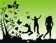 vector nature illustration