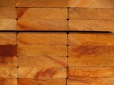 Texture - Hardwood poster
