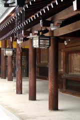 Sanctuaire Meiji Jingu à Tokyo