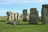 A Photograph of a the mystical stonehenge poster