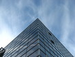 Bürogebäude Unversität Hannover Expo 2000 Glasfront Himmel