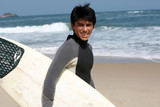 surfer boy