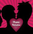 couple valentin anglais