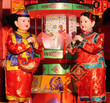 Nouvel an chinois - Couple