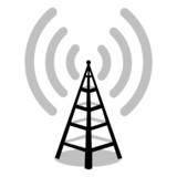 Fototapety Radio antenna