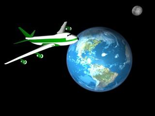 prendiamo l'aereo