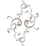 Fototapety vector serie - flower arabesque