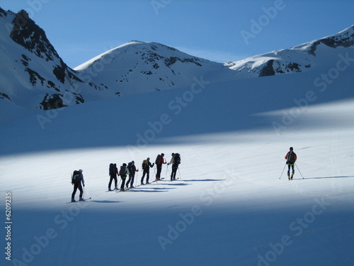 Randonnée à ski 2 - 6209235