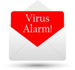 busta virus alarm!