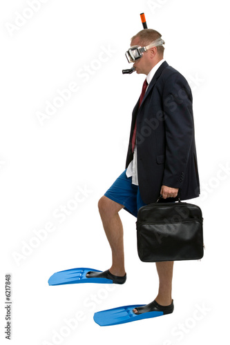 poster of Business travel concept image.