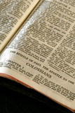 the epistle of paul the apostle to the colossians poster