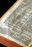 the epistle of paul the apostle to the Philippians  poster