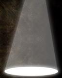 Center spotlight poster