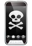 Smart Phone piraté poster