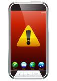 Smart Phone danger poster