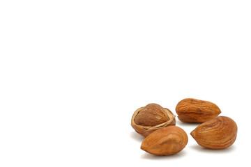 4 nuts