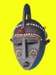 masque africain -68-