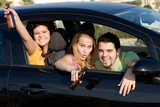 underage youth drinking and driving