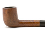 object on white - tobacco pipe poster