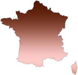 France marron