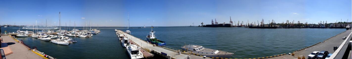 odessa harbour