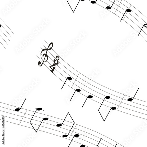 Background - Music notes 3