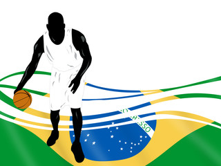 Basket  brasile