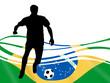 Calciatore brasiliano