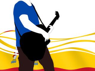 chitarrista spagnolo