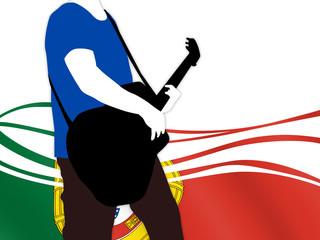 chitarrista portoghese