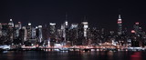 Fototapety Lights of NY CIty
