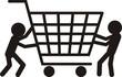 peleando la compra
