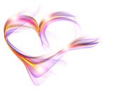 Fototapety Abstract heart