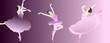 bannière de danseuses