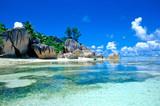 plage des seychelles - Fine Art prints
