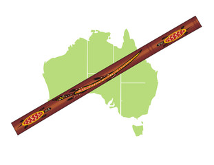 Aboriginal didgeridoo